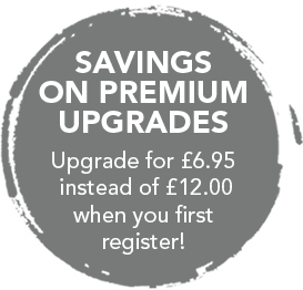 Savings on premium upgrades
