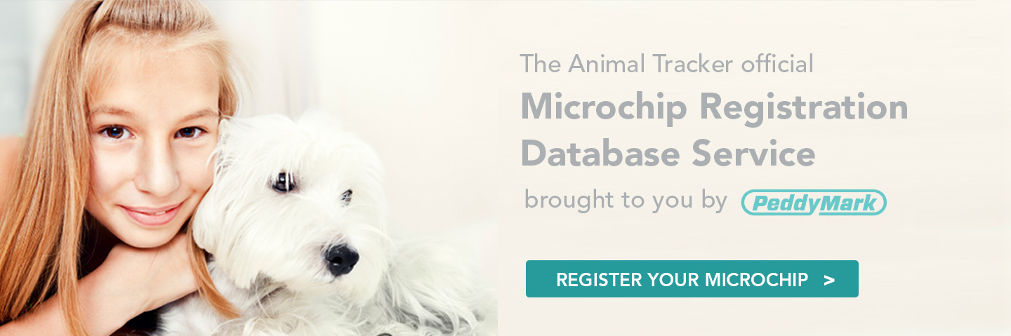 Animal Tracker | Microchip Registration Database for Pet Owners